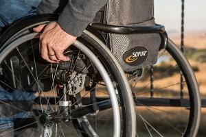 wheelchair-749985_1280 by stevepb - pixabay.com